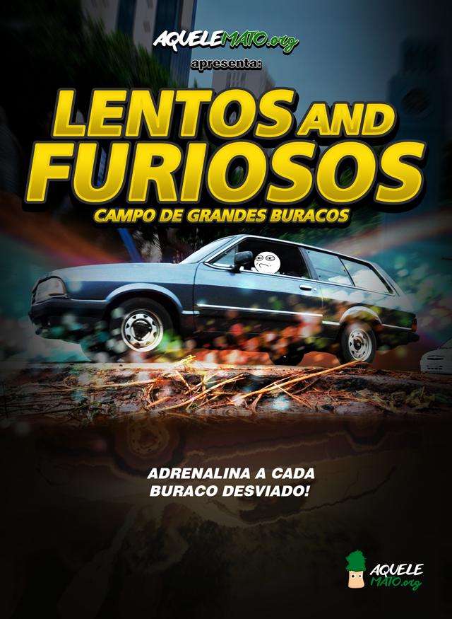 Lentos and Furiosos – CGMS