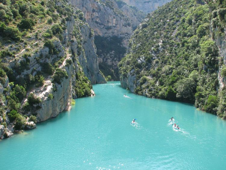 12 belos Canyons pelo mundo