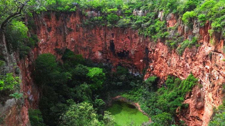 Buraco das Araras Jardim-MS
