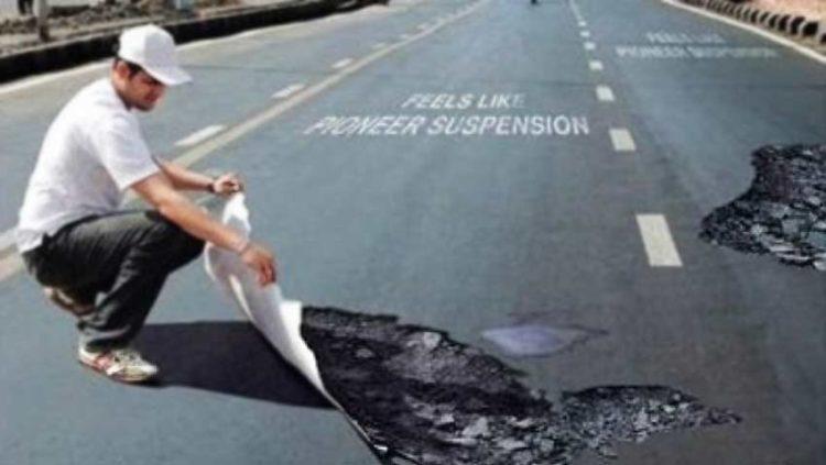 Tapa-buraco, a desútil solução para os buracos nas ruas!