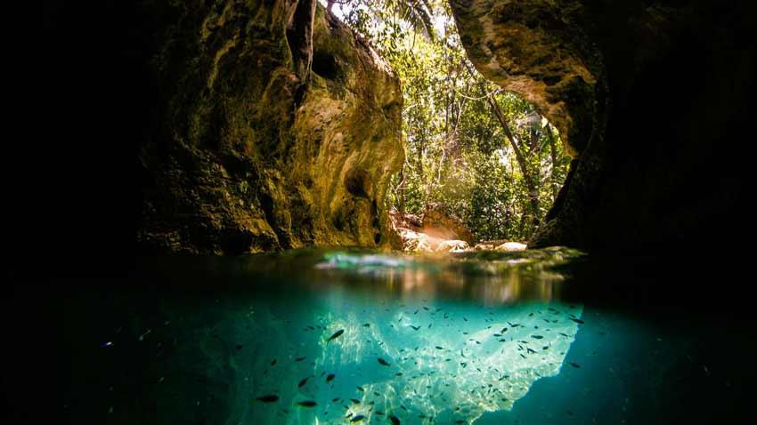 Quantas cavernas existem em Mato Grosso do Sul?