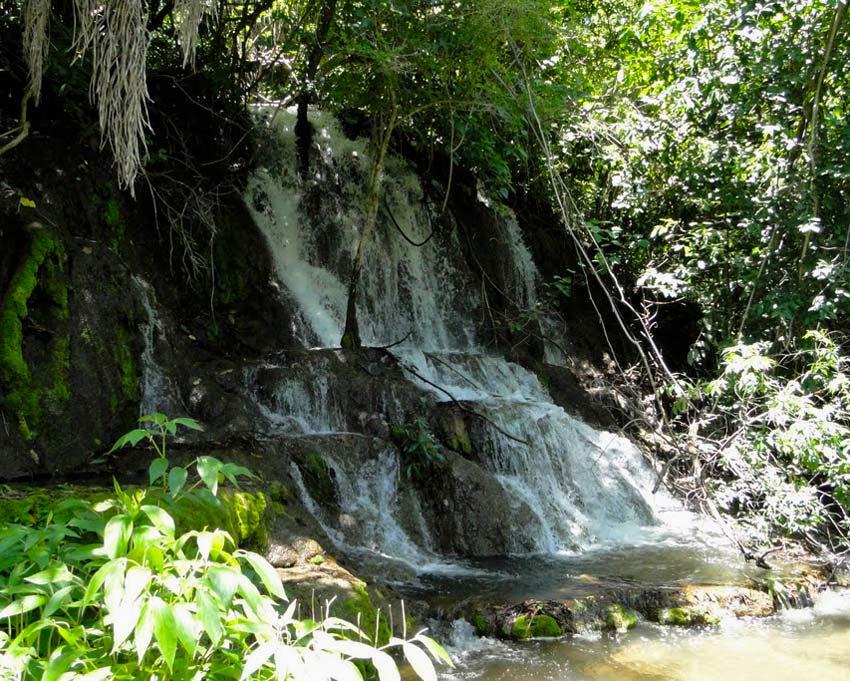 Cachoeira da Paca, Serra da Bodoquena, Mato Grosso do Sul