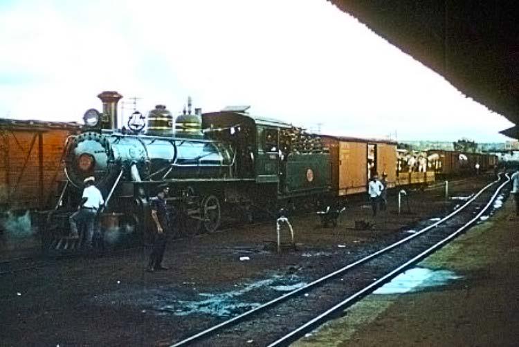 Ferrovia era (é) sinônimo de desenvolvimento