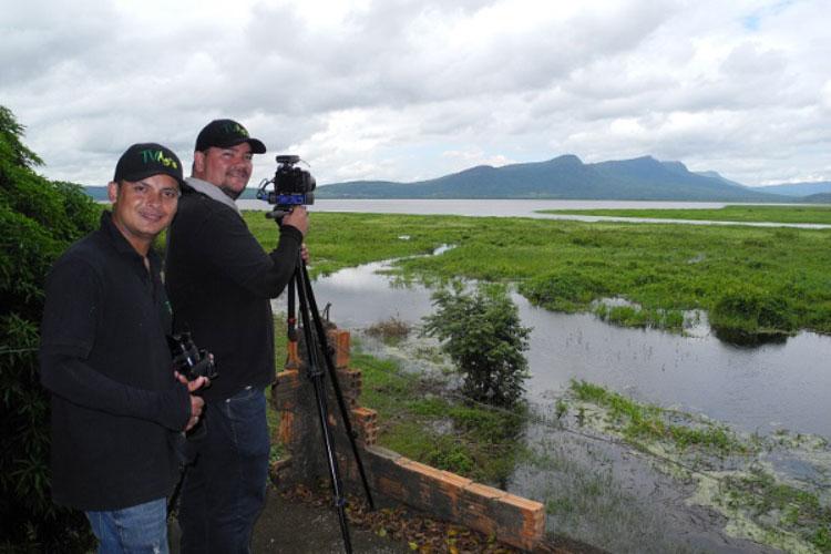 Pantanal ganha série em tv colombiana