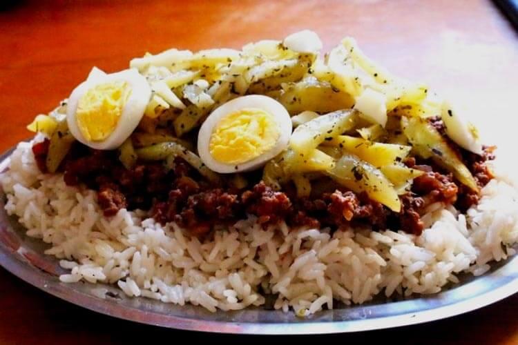 Pratos típicos em Mato Grosso do Sul
