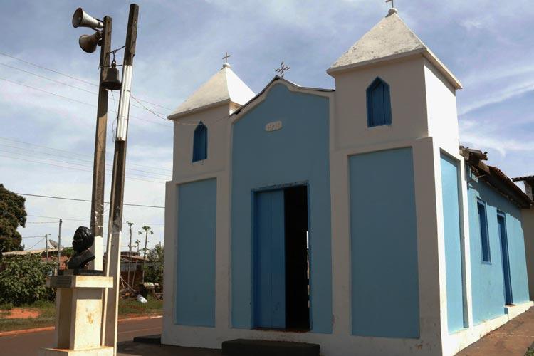 Igreja de São Benedito, Comunidade Tia Eva