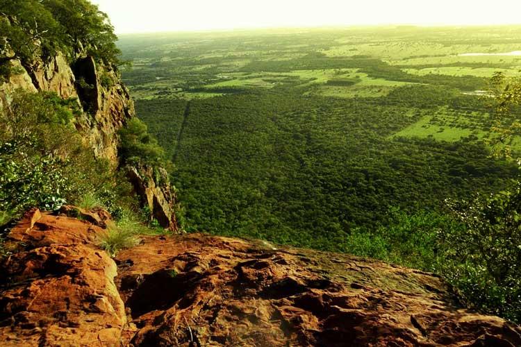 Morros para se aventurar em Mato Grosso do Sul