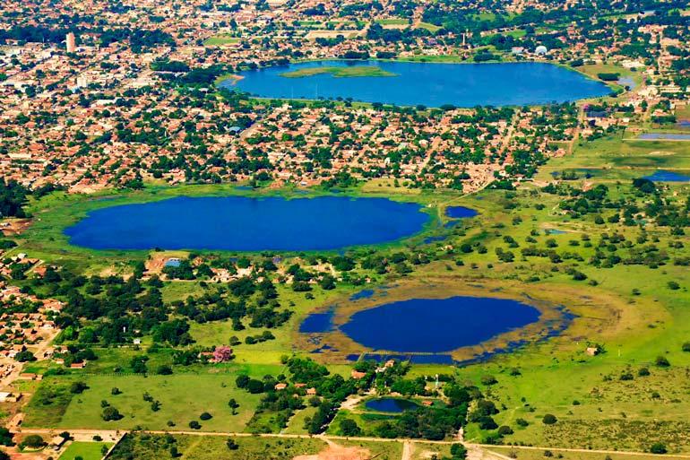 Três Lagoas: centenária e moderna