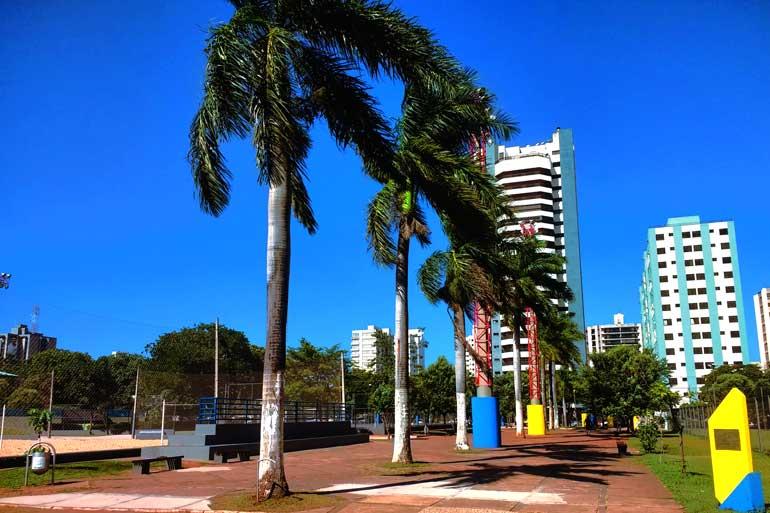 Praça Belmar Figaldo