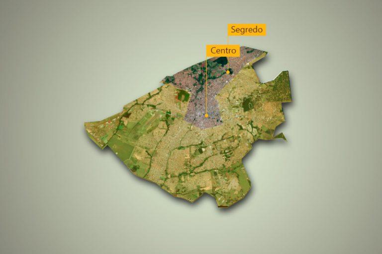Um giro na sua região – Centro e Segredo