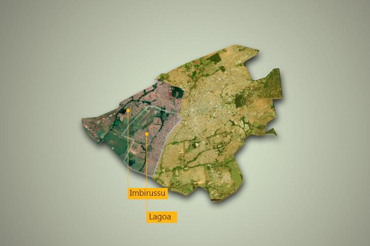 Um giro na sua região – Lagoa e Imbirussu