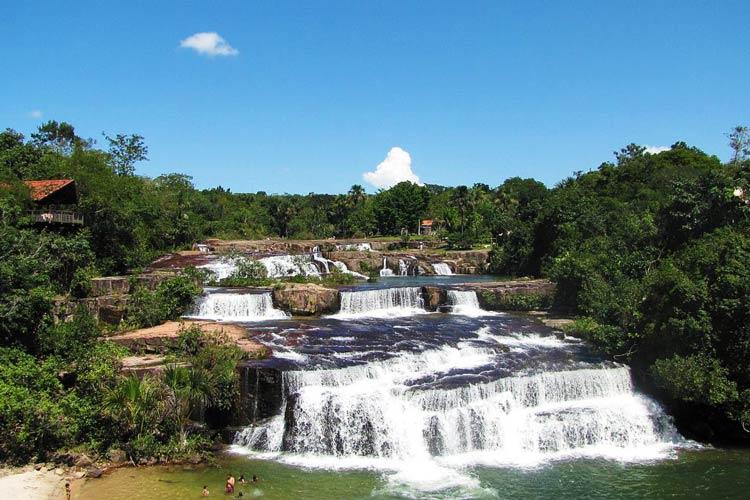 Rio Verde de Mato Grosso é destino para ecoturismo
