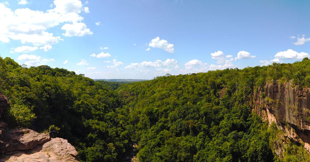 Mato Grosso do Sul tem cânions? Vamos descobrir